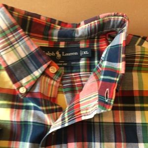 Men's Short Sleeve Ralph Lauren